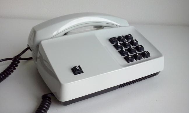Diavox S TDK Grijs uit 1986
