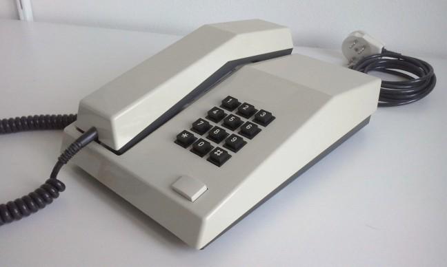Unifoon TDK uit 1986