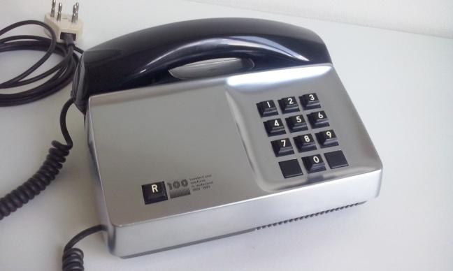 Diavox n.a.v. 100 jaar telefonie in Nederland