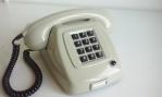 De allereerste druktoetstelefoon (DTMF)