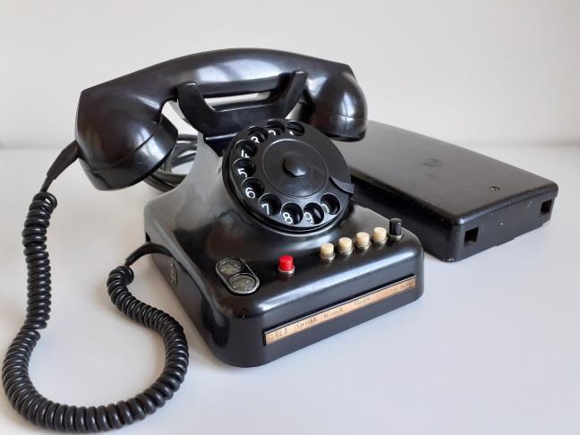 Serietoestel Standard type 1950